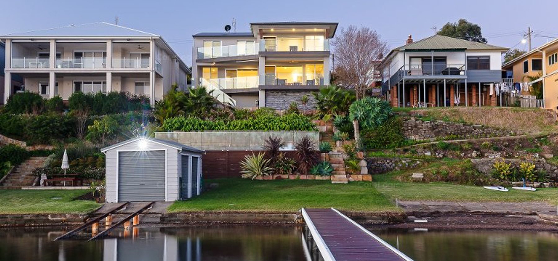 Waterfront Properties At Lake Macquarie: What Makes Them So Valuable?
