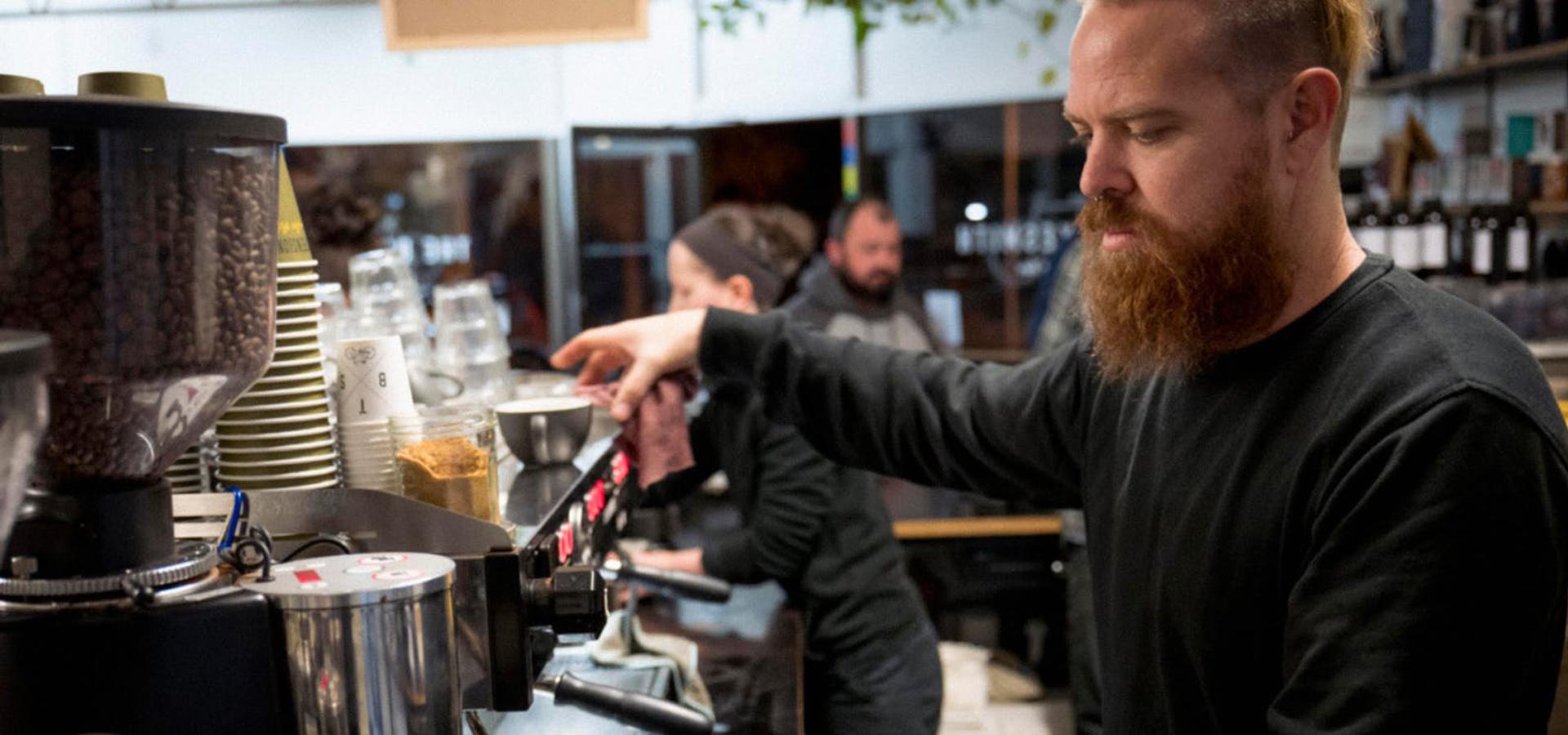 Meet The Locals: The Bikesmith & Espresso Bar's Tim Skinner